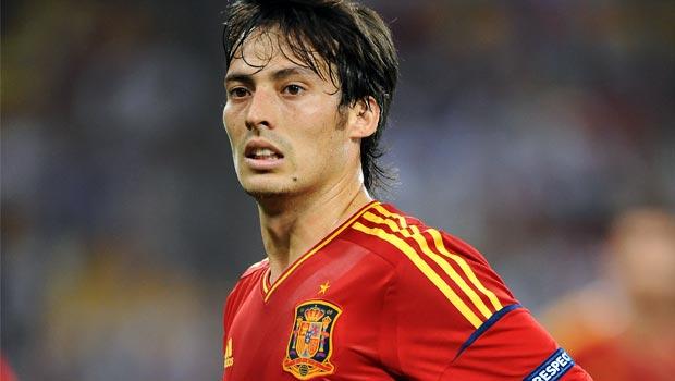 大卫 - 席尔瓦 - 西班牙 - 世界杯