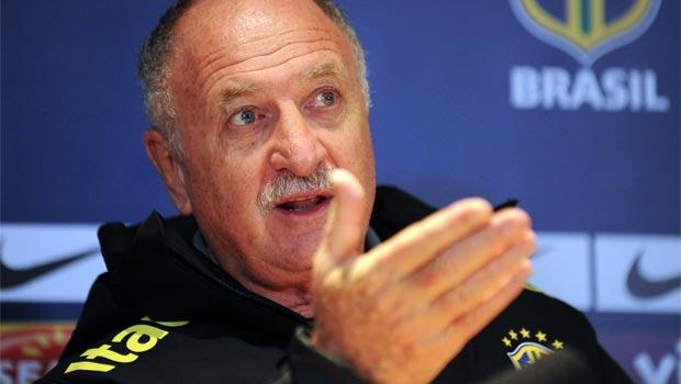 路易斯 - 费利佩 - 斯科拉里,巴西教练世界杯-2014
