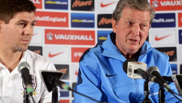 罗伊 - 霍奇森 - 英格兰 - 经理世界杯