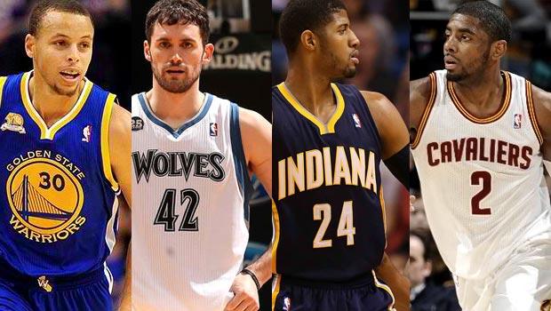 NBA-全明星