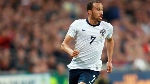 安德罗斯 - 汤森 - 英国 - 世界杯