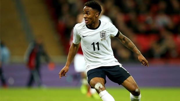 拉希姆 - 英镑 - 英国 - 世界杯-2014