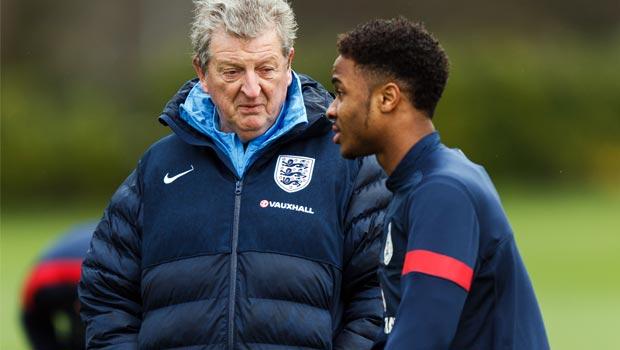 罗伊 - 霍奇森 - 英国 - 世界杯队经理