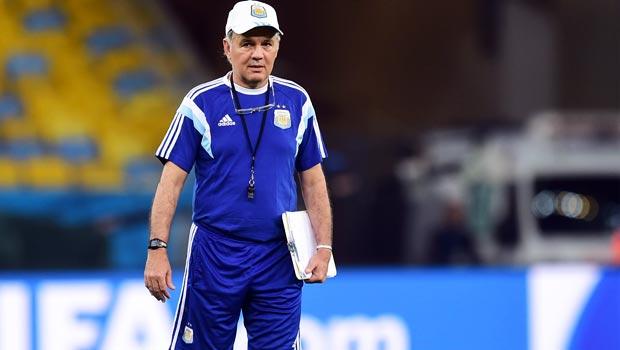 亚历杭德罗 - 萨贝拉 - 阿根廷教练