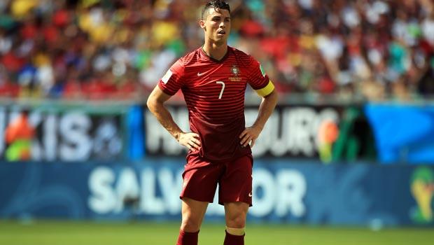 克里斯蒂亚诺 - 罗纳尔多,葡萄牙队长