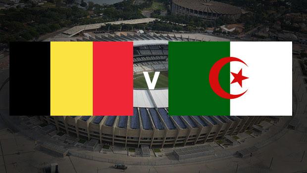 比赛前瞻- 比利时 - V-阿尔及利亚
