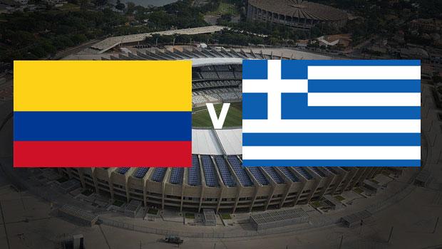 比赛前瞻:哥伦比亚-V-希腊