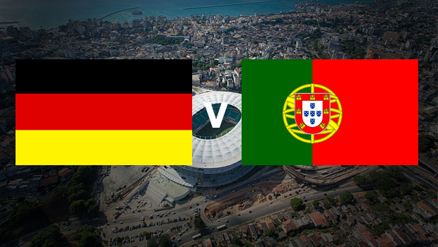 比赛前瞻:德国V-葡萄牙