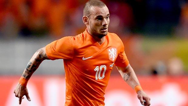 韦斯利 - 斯内德 - 荷兰 - 世界 - 世界杯