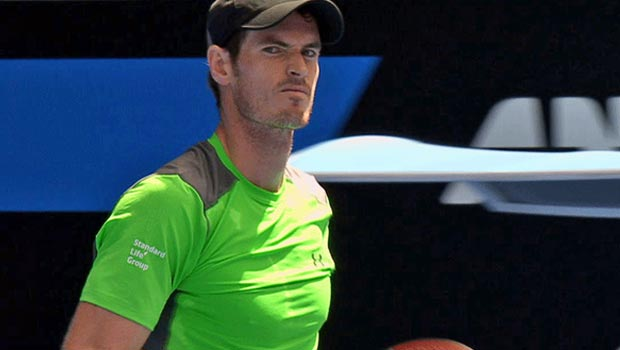 安迪穆雷说他将努力打得多样化一点,以在下一轮澳网比赛中更好的迎战本土球员马林科•马托塞维奇。