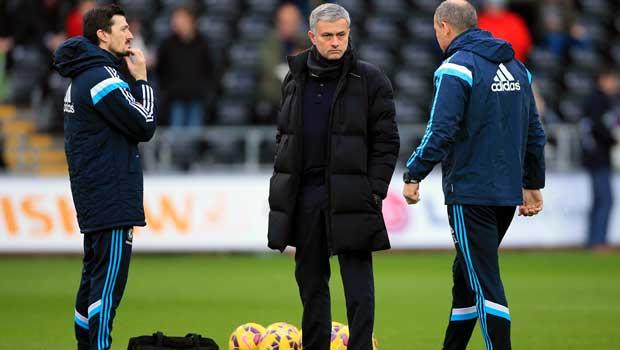 切尔西主帅穆里尼奥坚持认为,本赛季以来球队的付出完完全全值得一座英超奖杯。