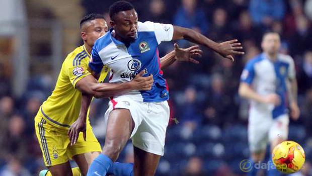 Blackburn-Rovers-forward-Fode-Koita